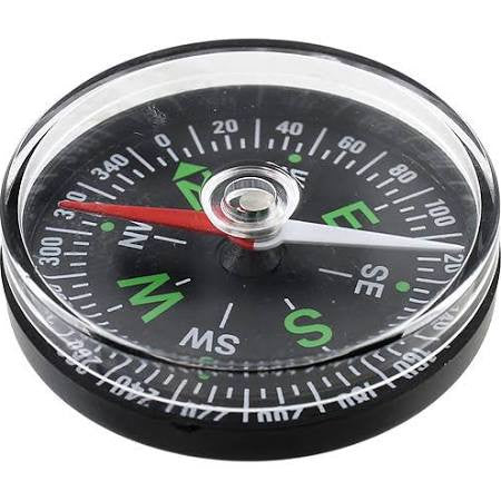 Small Pocket Compass Lightweight