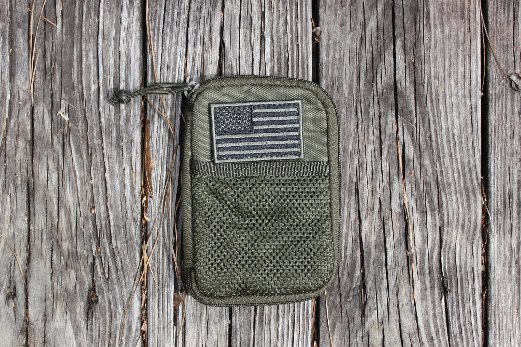 BDU Wallet OD Green