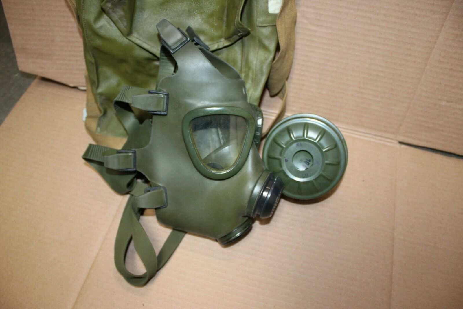 NEW NATO Issue Replacement 40MM Filter Gas Mask Filter