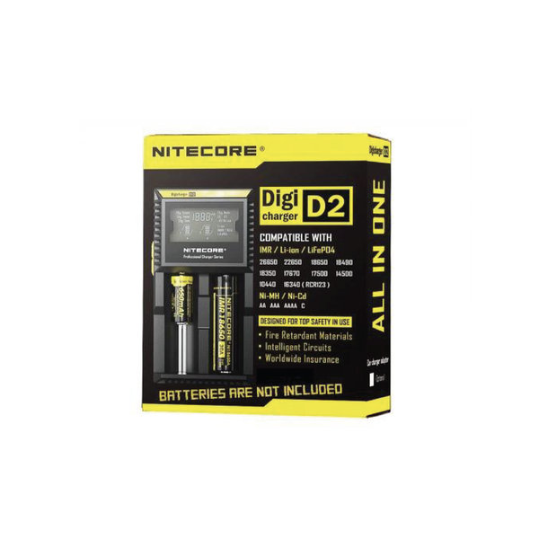 Digicharger D2 LCD Charger