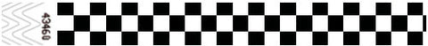 Checkers - Black and White