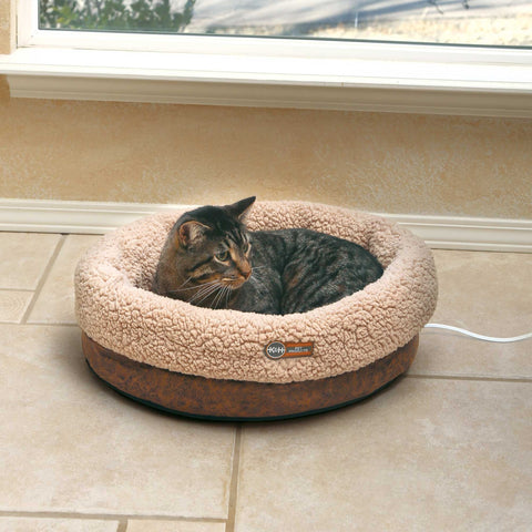 K&H Pet Products Thermo-Snuggle Cup Pet Bed