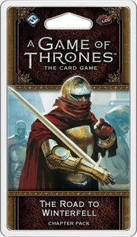 A Game Of Thrones LCG 2nd Edition The Road to Winterfell