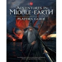 Adventures in Middle Earth Players Guide (Expected 29th June)