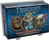 Descent 2nd Ed: Guardians Of Deephall Hero & Monster Collection
