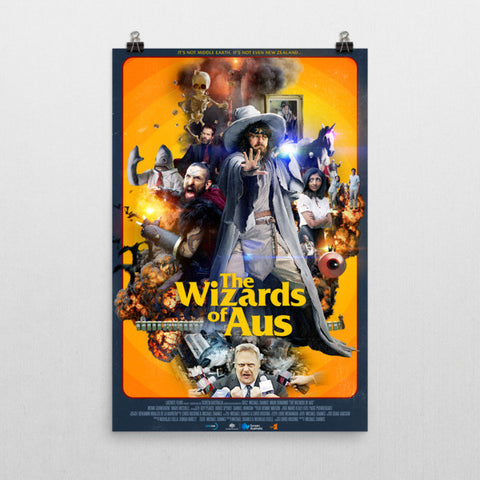 Wizards Poster