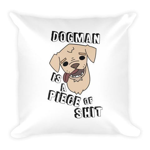 Dogman Pillow
