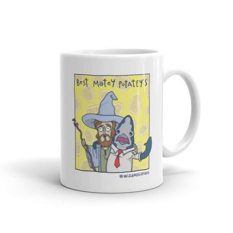 Best Matey Potateys Mug