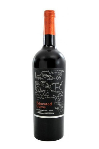 Educated Guess Napa Cabernet Sauvignon