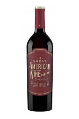 Great American Wine Co red Blend