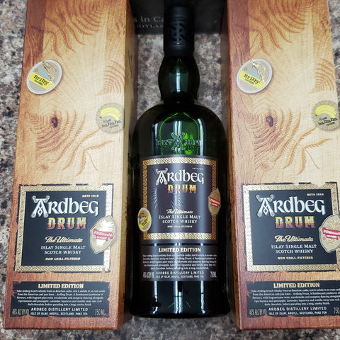Ardbeg Drum 92 Proof