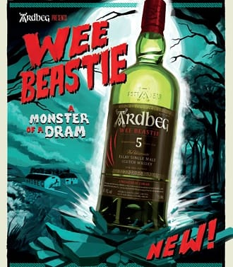 Ardbeg Wee Beastie A Monster Dram 5 Year