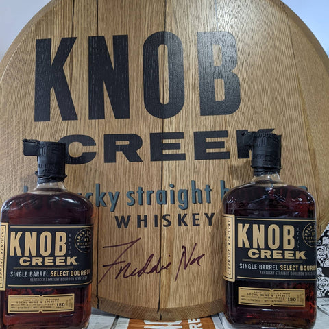 Knob Creek Single Barrel Store Pick