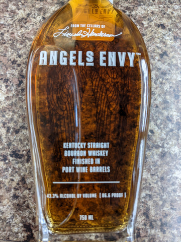 Angels Envy Single Barrel Shorebreak