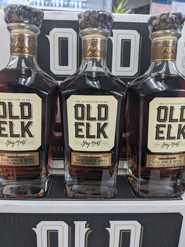 Old Elk Wheated Single Barrel Store Pick 57.05%