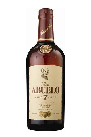 Ron Abuelo Anejo 12yr - SoCal Wine & Spirits