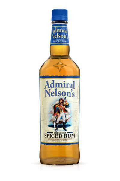 Admiral Nelsons Spiced - SoCal Wine & Spirits