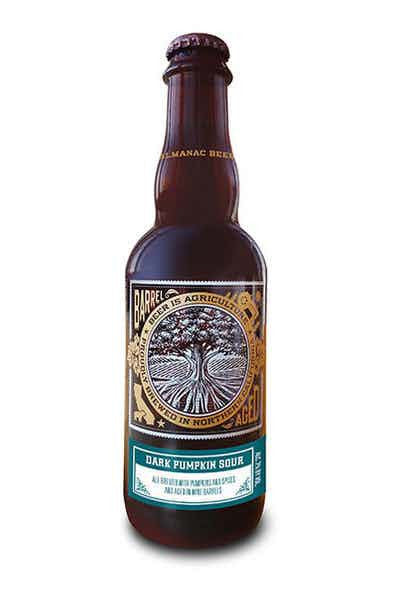 Almanac Dark Pumpkin Sour 375M - SoCal Wine & Spirits