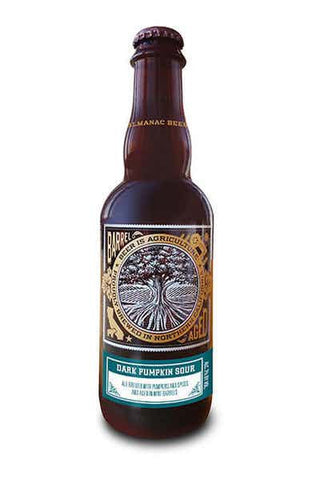 Almanac Dark Pumpkin Sour 375M