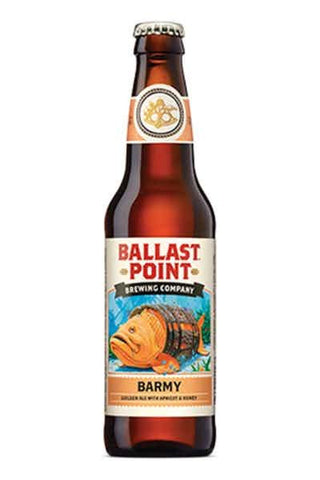 Ballast Point Barmy Golden Ale 6PK