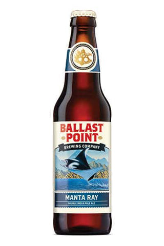 Ballast Point Manta Ray Double IPA 6PK