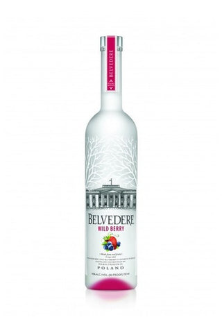 Belvedere Wild Berry - SoCal Wine & Spirits