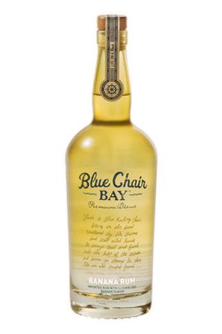 Blue Chair Banana Rum