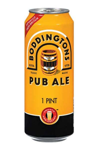 Boddingtons Pub Ale 4Pk Can