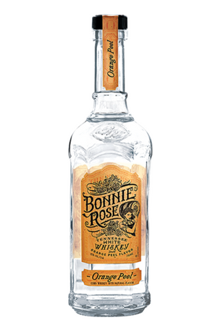 Bonnie Rose White Orange Peel
