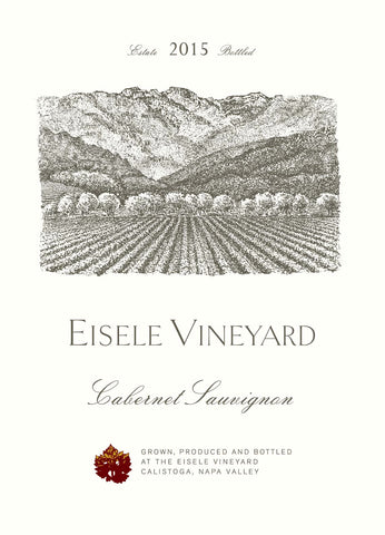 Eisele Vineyards Cabernet Sauvignon Napa Valley