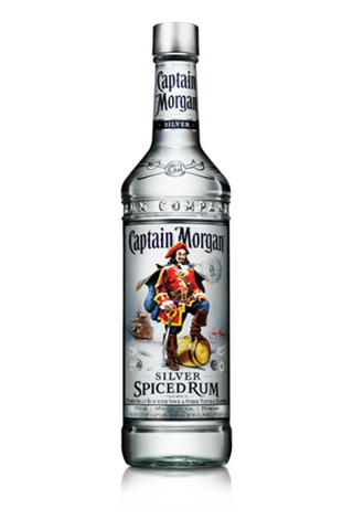 Captain Morgan Silver Spiced