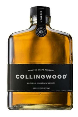 Collingwood Toasted Stave Finished