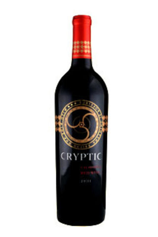Cryptic Red Wine