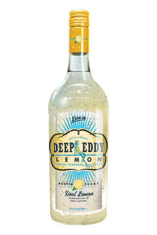 Deep Eddy Lemon - SoCal Wine & Spirits