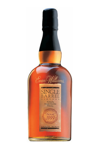 Evan Williams Single Barrel 2007 750ml