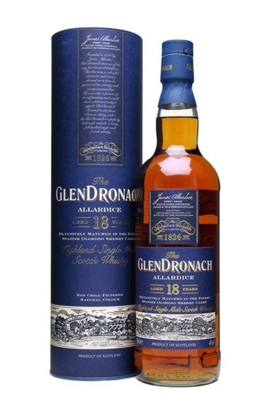 Glendronach Allardice 18yr - SoCal Wine & Spirits
