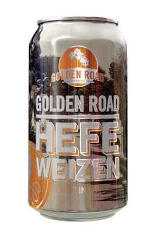 Golden Road Hefeweizen 6PK Can - SoCal Wine & Spirits