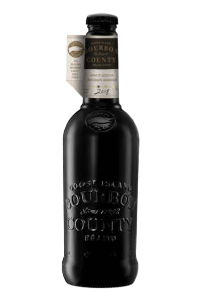 Goose Island Bourbon County Stout 16.9oz 2018 - SoCal Wine & Spirits