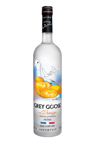 Grey Goose L'Orange Vodka 750ML - SoCal Wine & Spirits