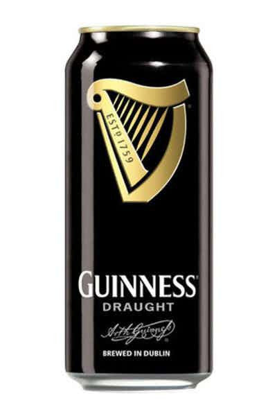 Guinness Draught 4PK Can - SoCal Wine & Spirits