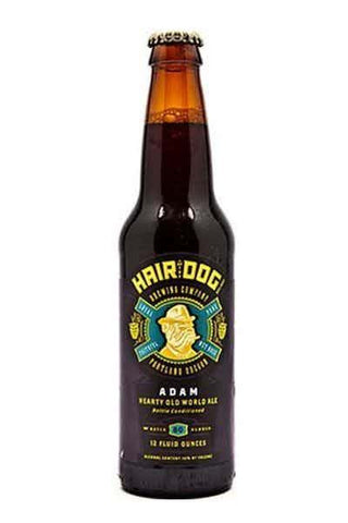 Hair Of The Dog Adam Hearty Old World Ale 12oz