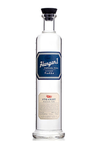 Hangar One Straight Vodka 750M
