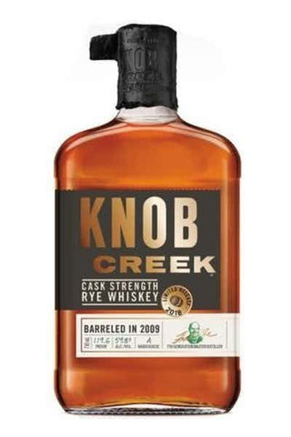 Knob Creek Rye Cask Strength 119.6 Proof