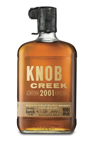 Knob Creek 2001 Batch No.3