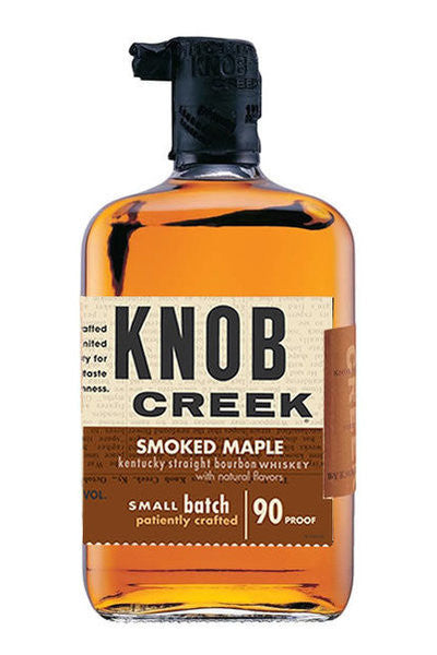 Knob Creek Smoked Maple - SoCal Wine & Spirits