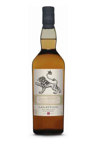 Lagavulin Game of Thrones House Lannister 9 Year