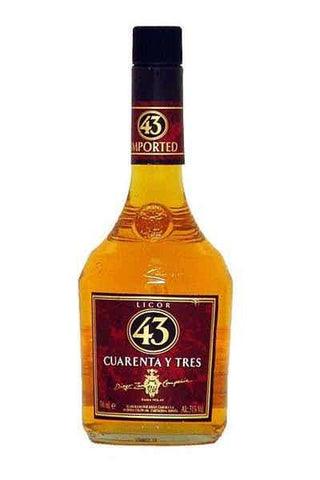 "43 Cuarenta Y Tres ""Licor 43"" - SoCal Wine & Spirits"