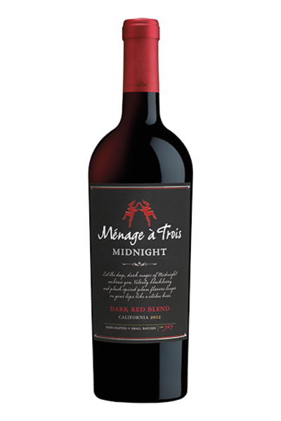 Menage A Trois Midnight Red - SoCal Wine & Spirits