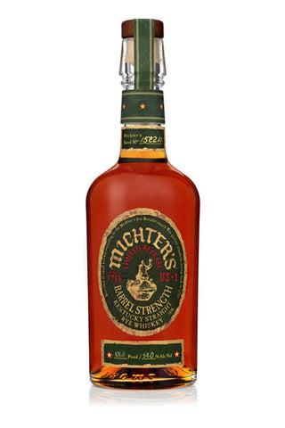Michter's Single Barrel Strength Rye