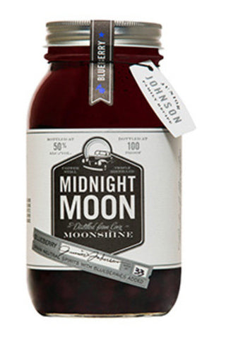 Midnight Moon Blueberry